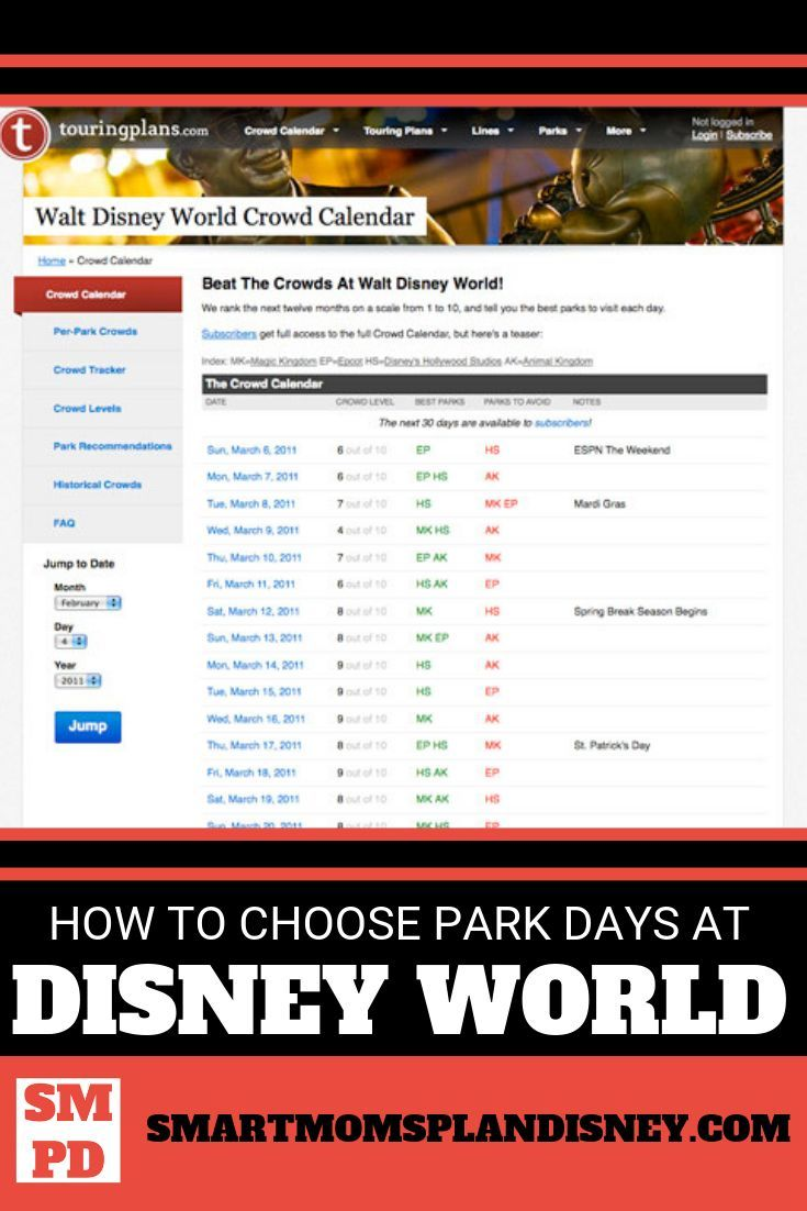 Planning your park days itinerary at Disney World in 2019 can be overwhelming, b…