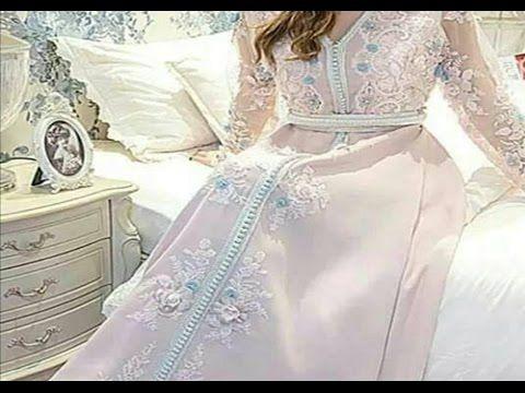 34 جديد تطبيق رشمة للتنبات و الطرز و وريدات من التوب مع مريمة Youtube Moroccan Dress Moroccan Fashion Moroccan Caftan