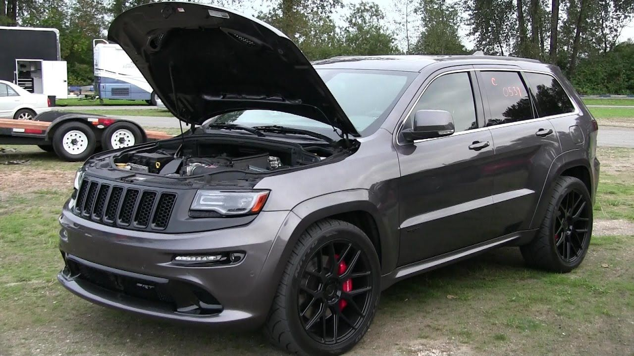 The Best Of Srt8 Jeep Grand Cherokee Drag Race Top Speed Sound And