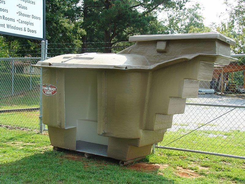 Fiberglass storm shelter Shelter design, Storm shelter