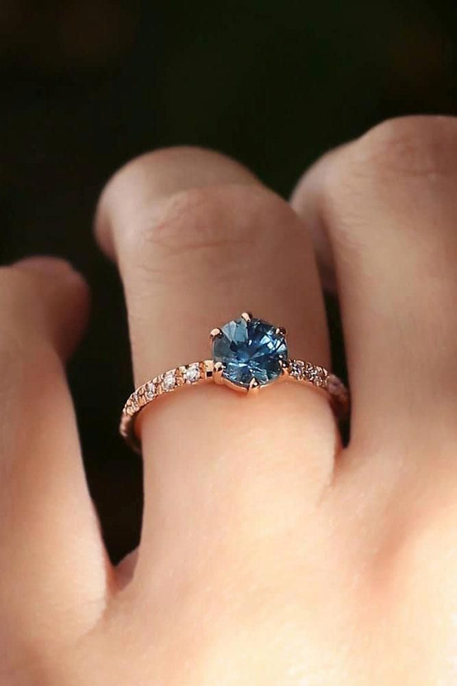 colored stone ring colored diamond band colored diamond wedding band Minimal jewelry gold ring band
