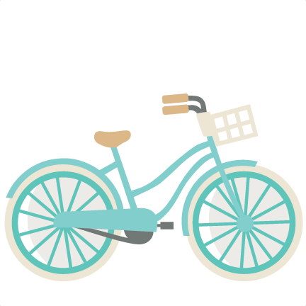 bicycle svg scrapbook cut file cute clipart files for silhouette