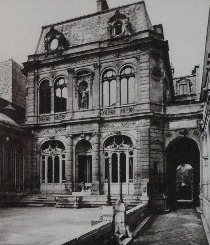 h tel de la pa va 1856 1865 25 avenue des champs elys es paris 75008 architecte pierre. Black Bedroom Furniture Sets. Home Design Ideas