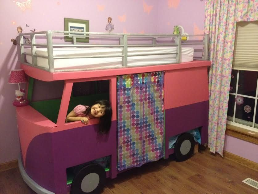 Bunk Beds For Four Year Olds