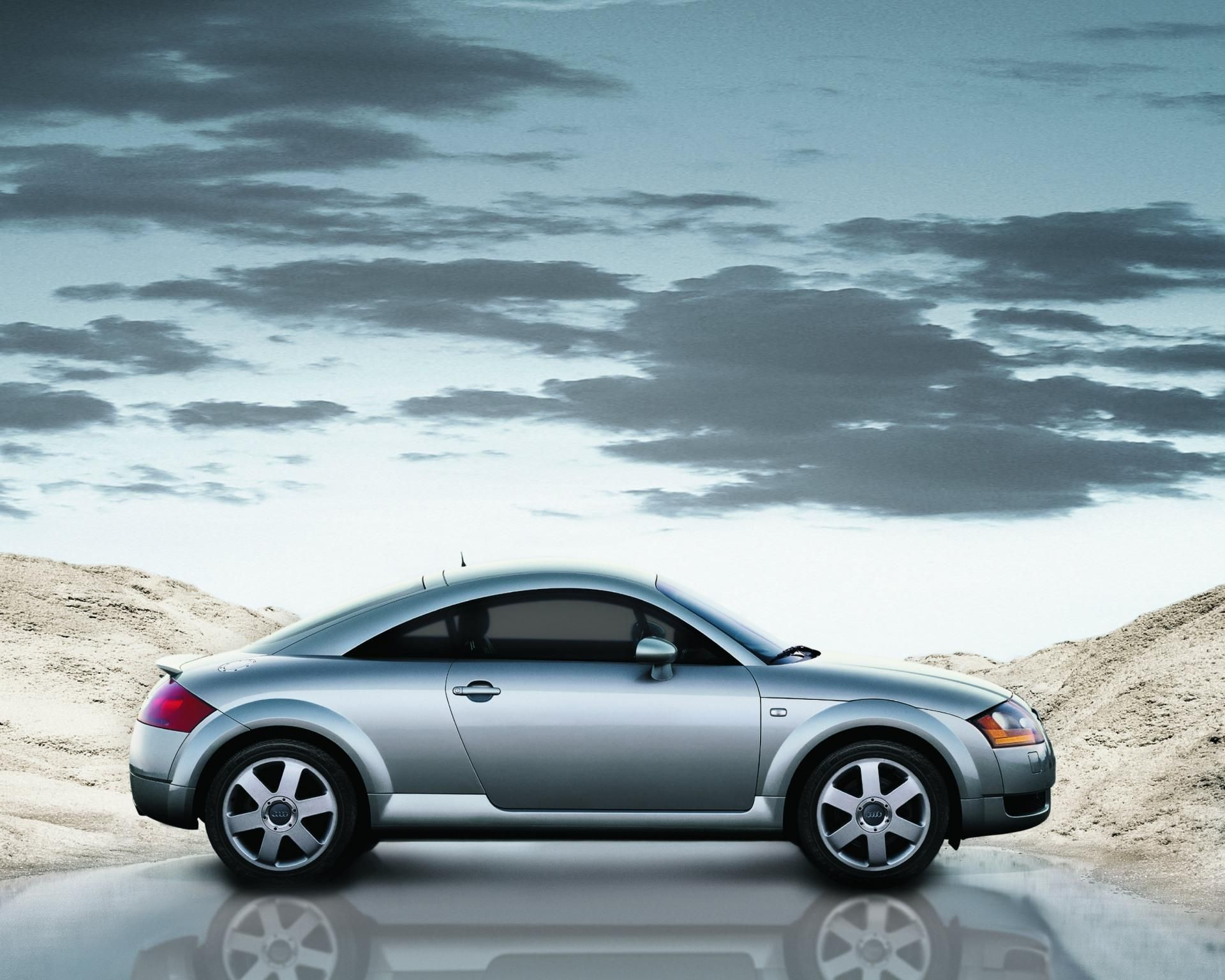 2002 Audi TT Coupe Roadster