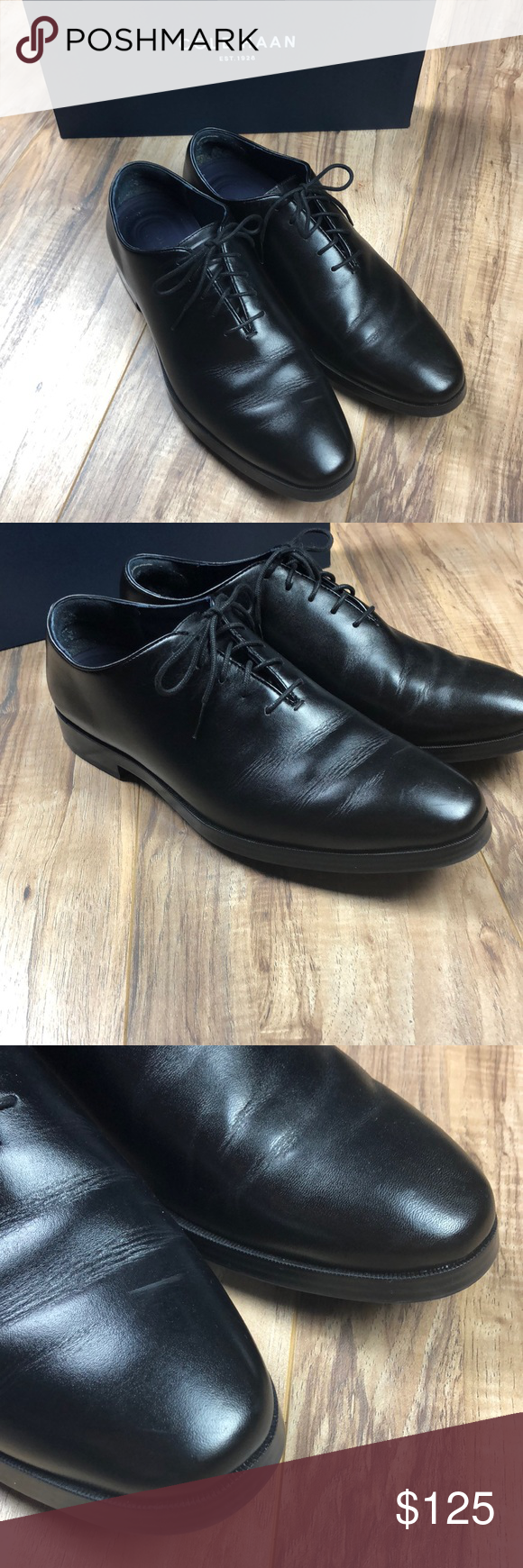 sells new list new items Cole Haan Sz 10 Jefferson grand wholecut oxfords Size 10 ...