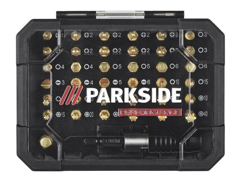 PARKSIDE PERFORMANCE Bit Set PBSP 2 A1 Lidl Deutschland