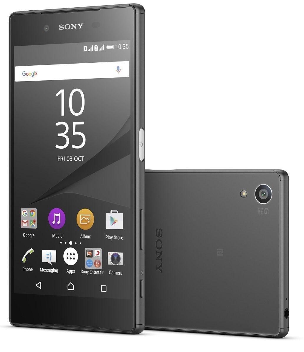 Sony Xperia Z5 E6633 Dual Sim (2G)* 4G 32GB Black Sony
