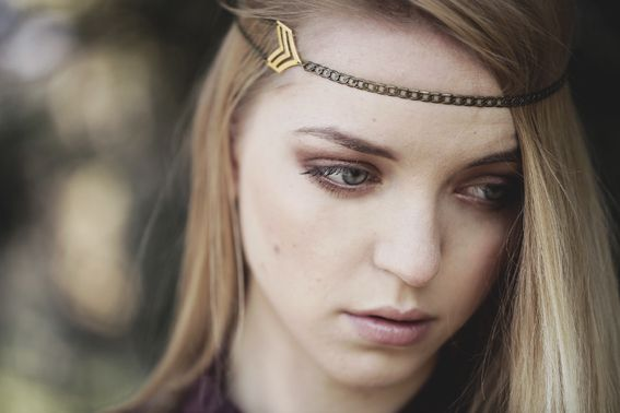 "headband chaînes et chevron ""Padogi Tonnerre"" http://naminoe.fr/fr/abenakis-ss-14/95-headband-chaines-padogi-tonnerre.html Naminoe"