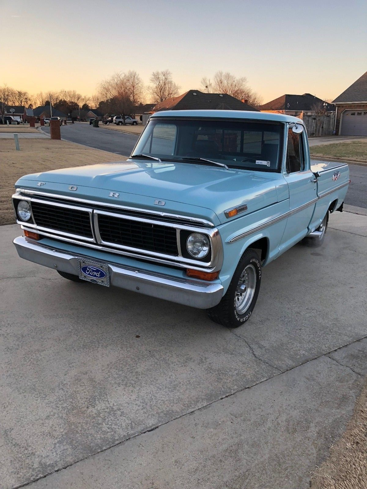 Awesome Amazing 1970 Ford F 100 F100 2017 2018 Cars Pickup Truck
