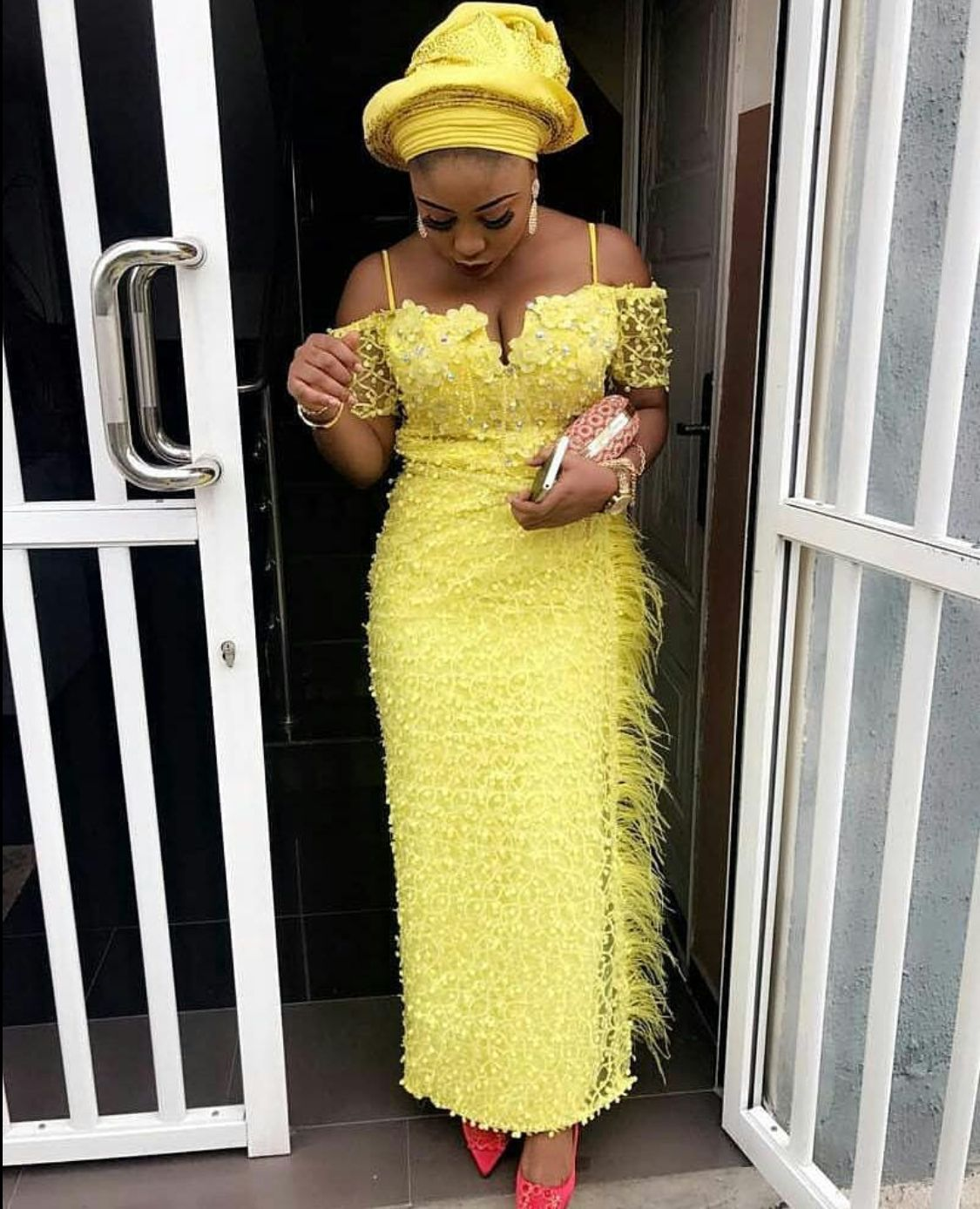 Party dress | African style | Pinterest | Africans, African fashion ...