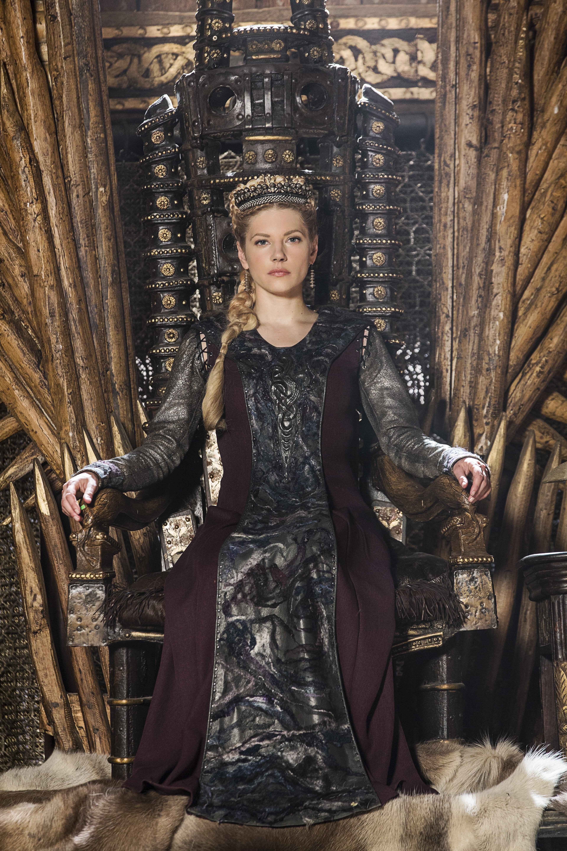 Vikings S5 Katheryn Winnick As Lagertha Vikings Lagertha