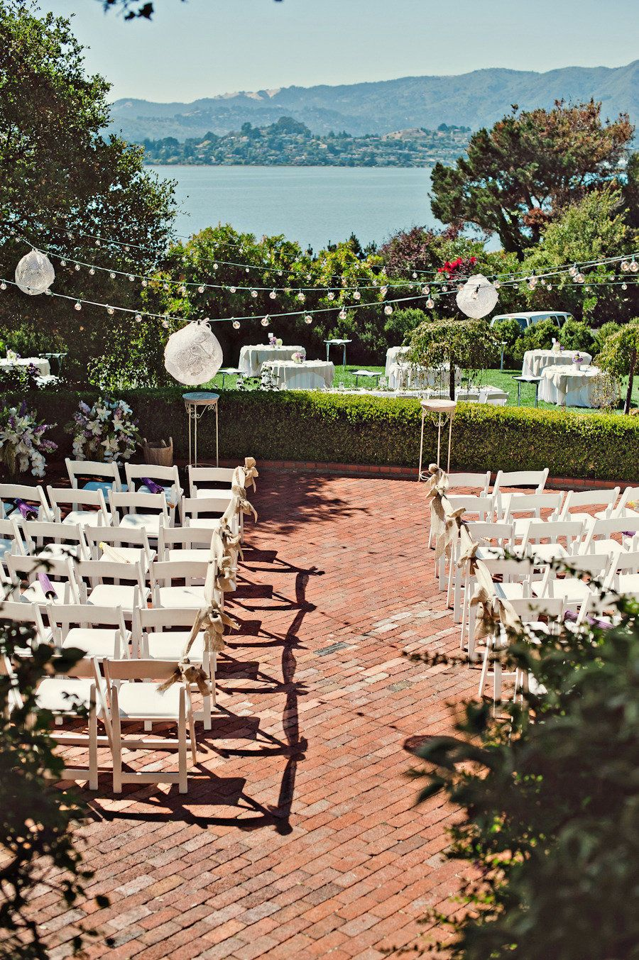 Bay Area Wedding At Landmark Art And Garden Center From Captured