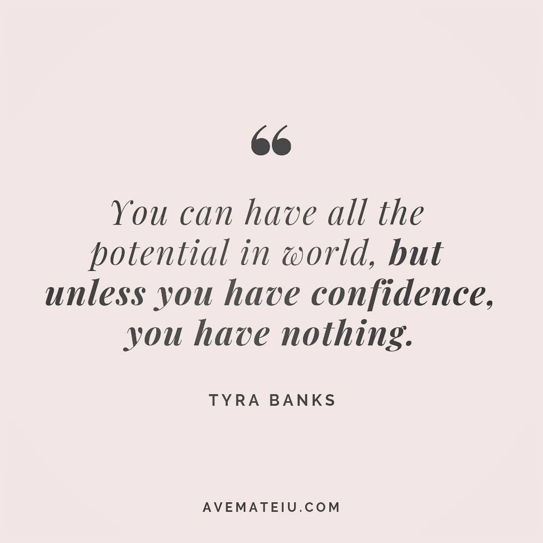 You Can Have All The Potential In The World, But Unless
