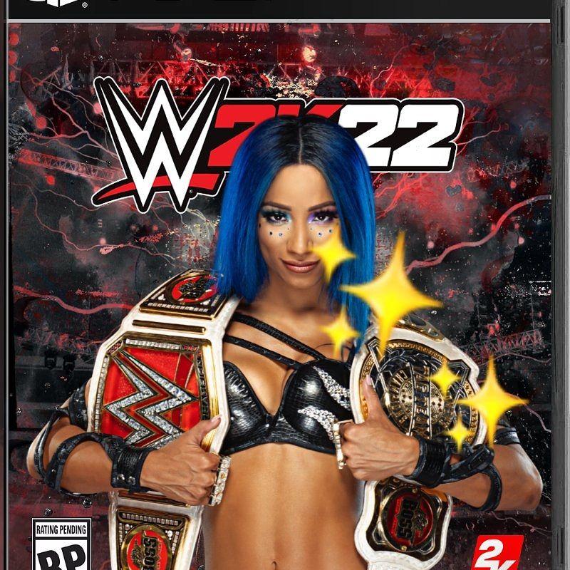 Pin By Ronaldino Nichols On Sasha Banks Wwe 2k22 Cover Wwe Sasha Banks Batista Wwe Wonder Woman