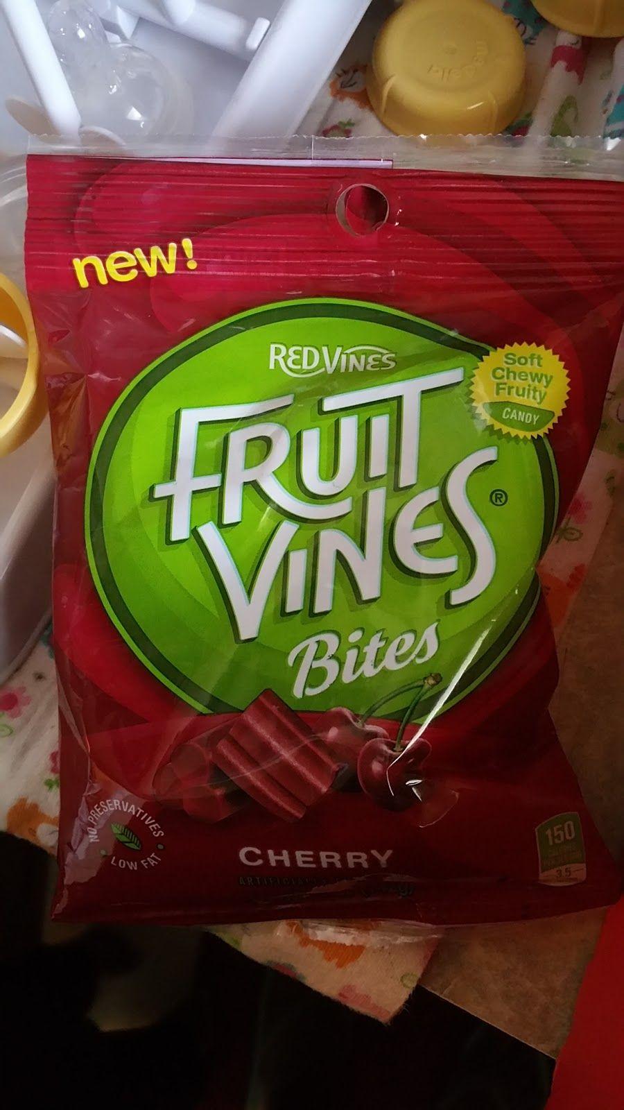 Try FruitVines #SweetSide