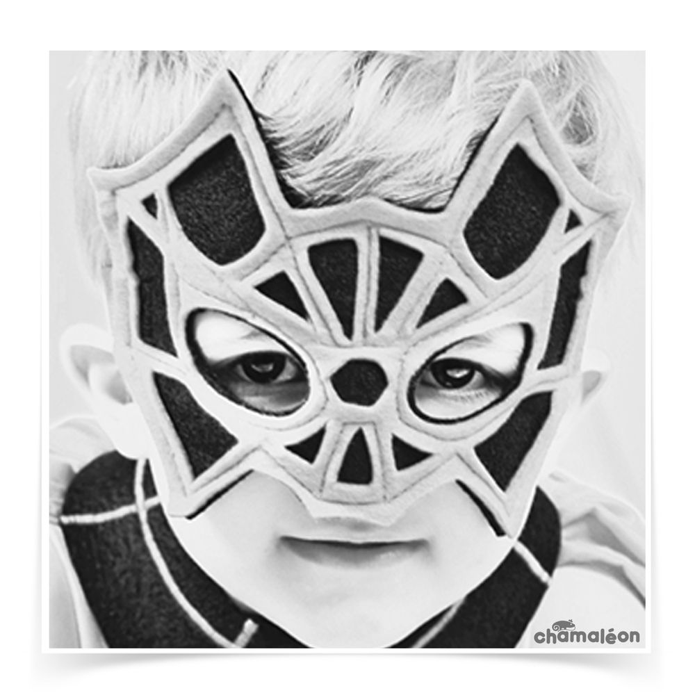 "LIMITED EDITION ""Kit Super Hero Halloween"""
