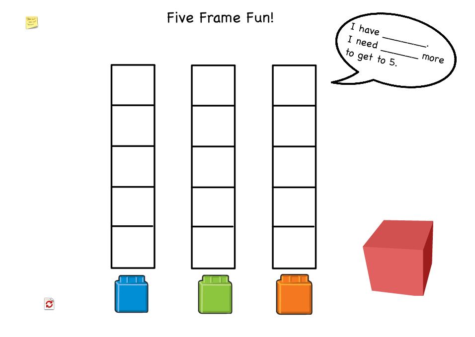 5 frame game | School-Math | Pinterest | Maths, Kindergarten math ...