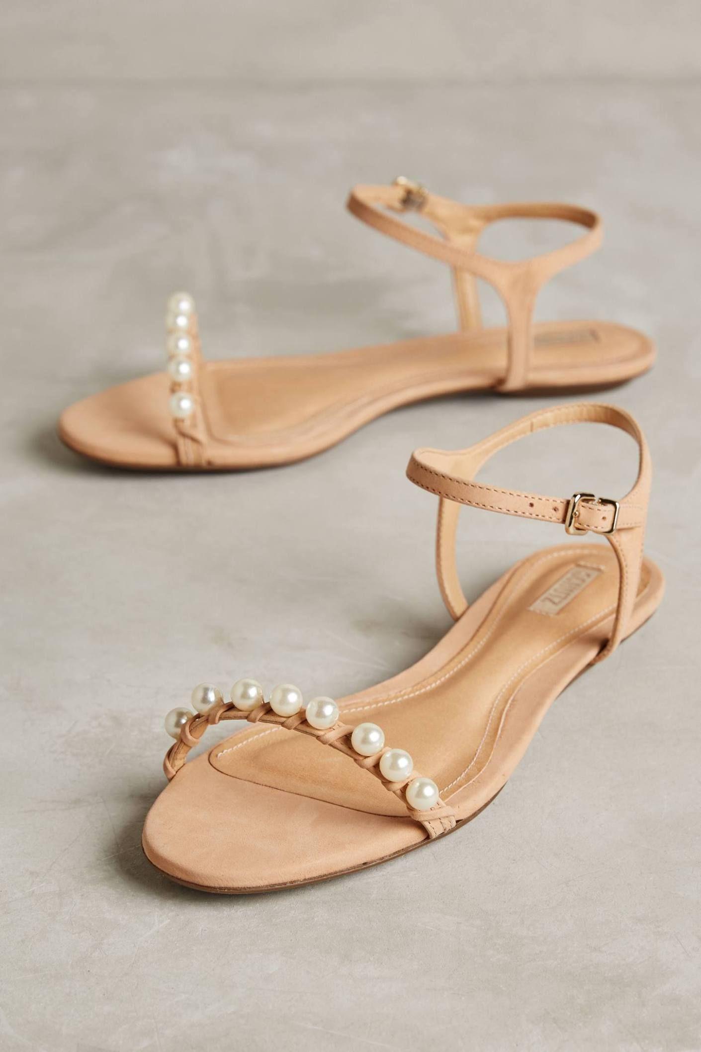 Flat sandals - Anthropologie S New Arrivals Sandals