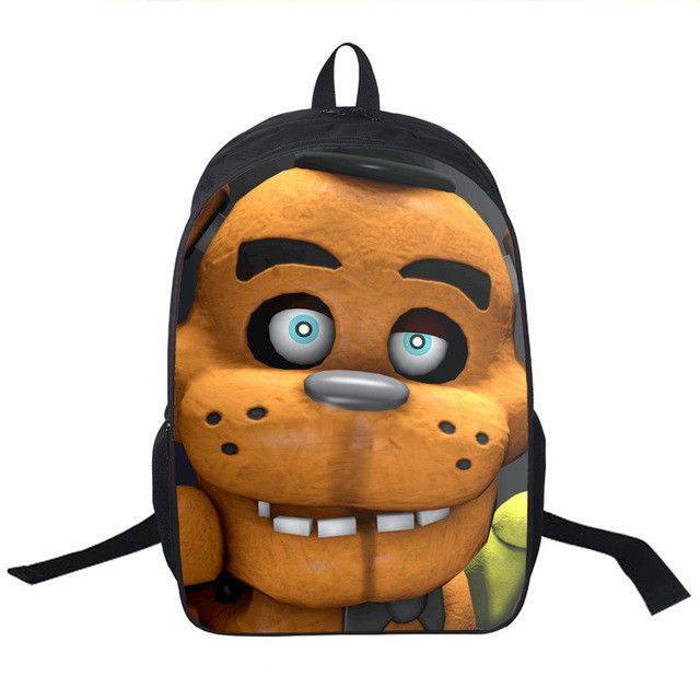 5c3ab22a74 Five Nights At Freddy`s Backpack For Teenagers Girls Boys Children School Bags  Five Nights At Freddys School Backpacks Chica Bag