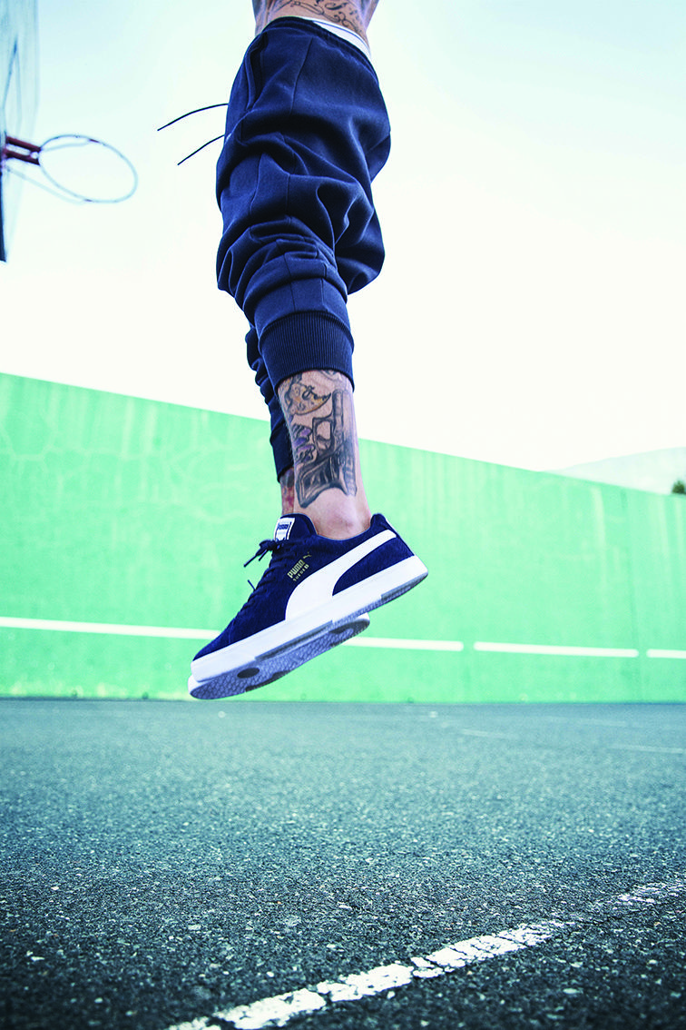 Puma introduces 'Sportstyle Lookbook' for AW'15 | Puma