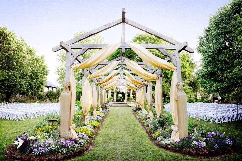 Elmwood Gardens, Wedding Catering, Wedding Ceremony