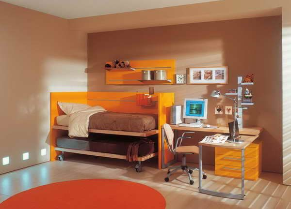 Cool small bedroom ideas u decorate with modern style cool small