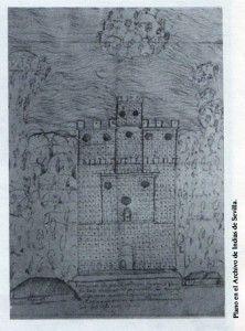 Historia extensa de la arquitectura en Colombia » 1. La Conquista. 1500-1550