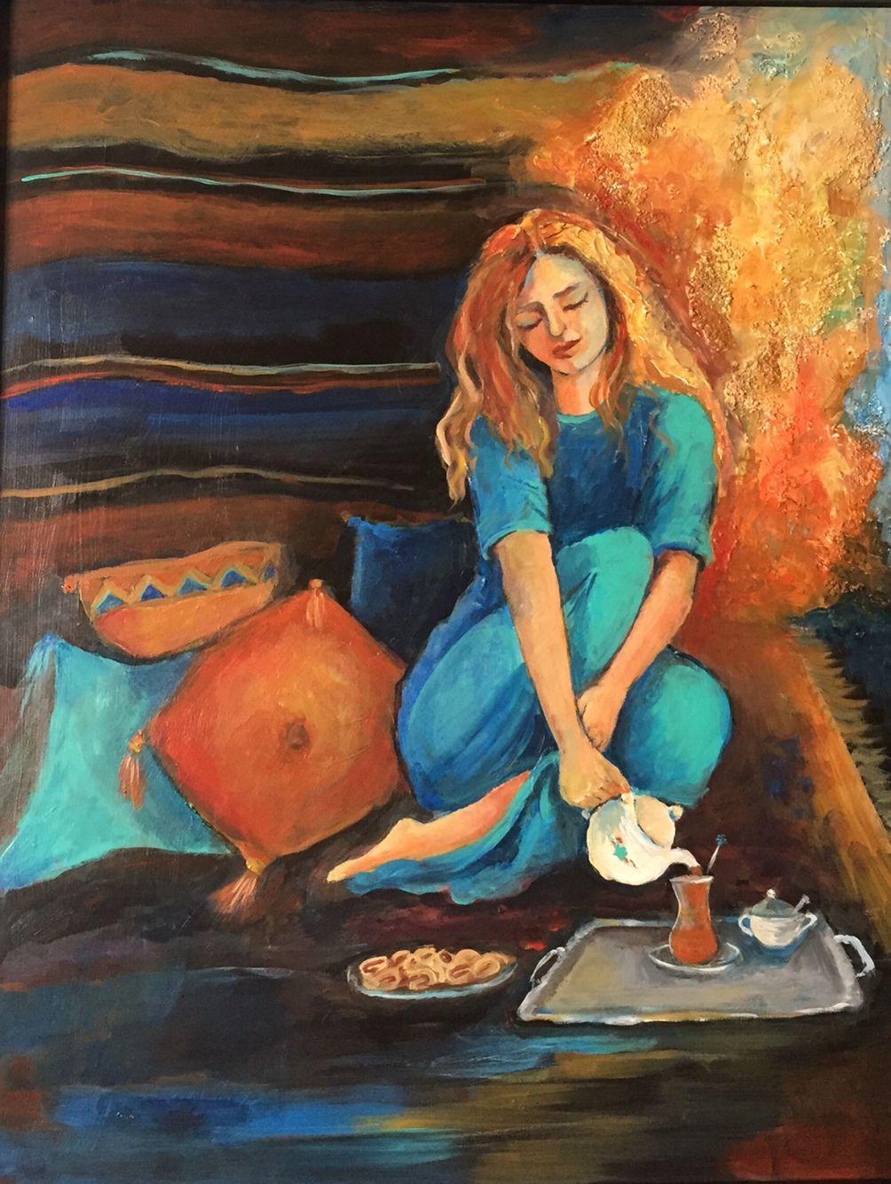 Art by Layla Nowras
