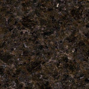 Interior suede brown granite kitchen make over for Brown suede granite countertops