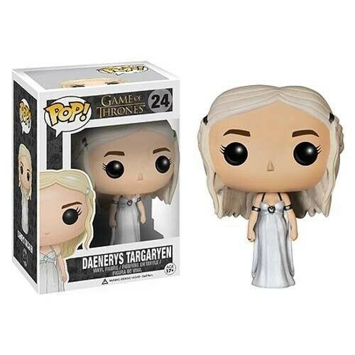 eBay #Sponsored Funko POP! Game of Thrones Daenerys Targaryen Vinyl Figure EC-FK4016 #funkogameofthrones