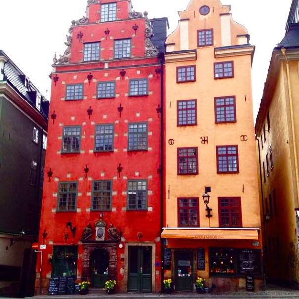 Chokladkoppen - Stortorget 18 - Stockholm - Sweden