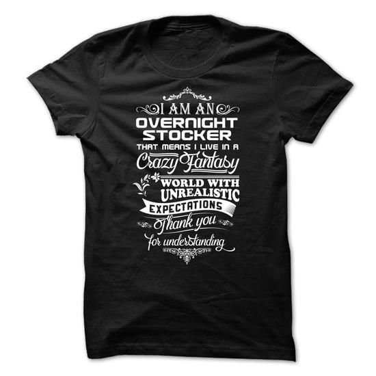Awesome Overnight Stocker Shirt - Best Edition - #hoodie #pink sweater. FASTER => https://www.sunfrog.com/No-Category/Awesome-Overnight-Stocker-Shirt--Best-Edition.html?68278
