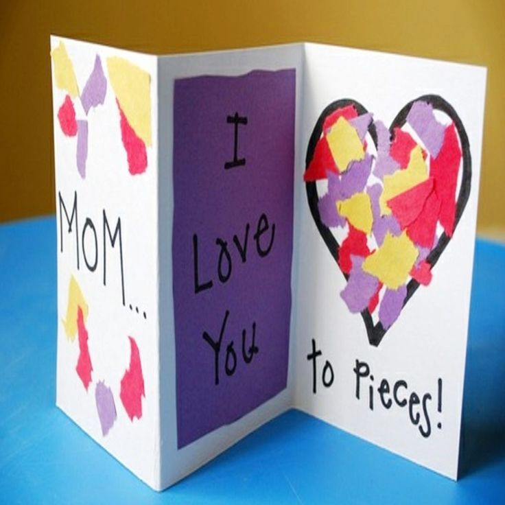 DIY gifts for mom or dad kids can make