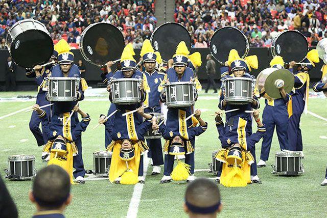 Watch The Honda Battle Of The Bands 2017 Performances Battle Drumline Band