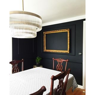 Tricorn Black Paint Color Sw 6258 By Sherwin Williams