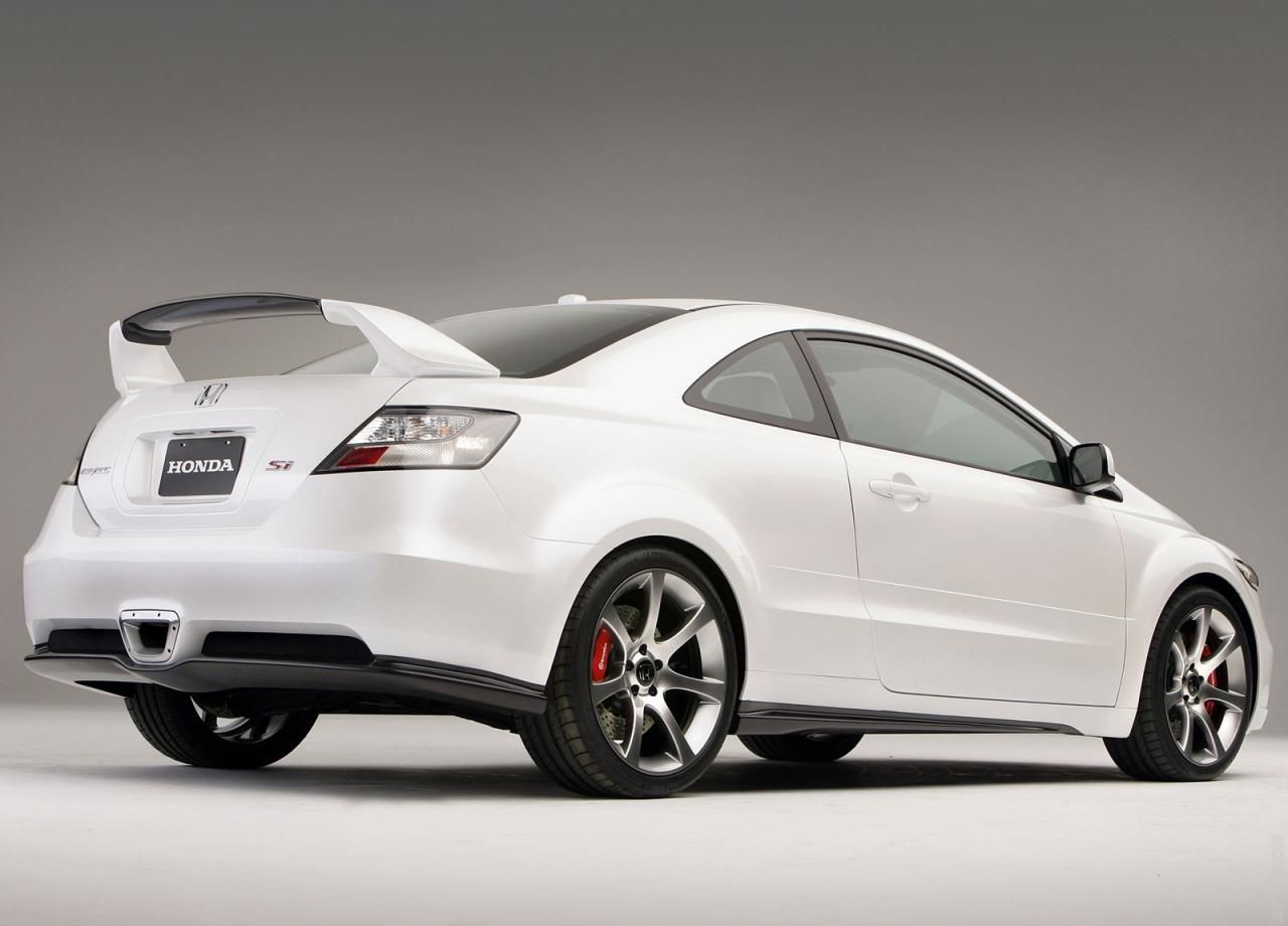 Awesome Honda Civic Si HFP 2006