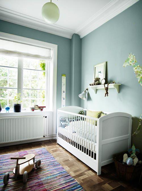 5 leuke babykamers interieur inrichting huis for Interieur 607