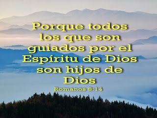 Biblia Paisajes Y Maravillas Romanos 8 14 Romanos 8 Romanos Biblia