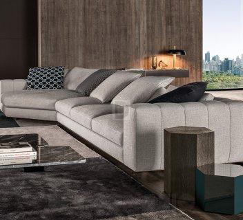 Sofa Furniture Design Interior модульный диван Minotti Freeman Mffd8g
