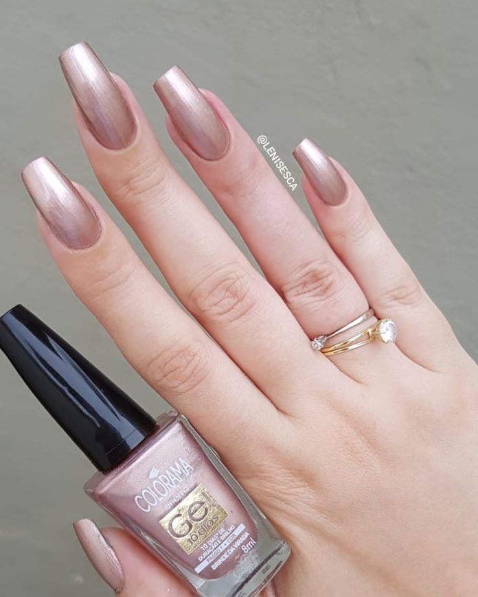 50 Beautiful Nail Design Ideas You Should Try Today –