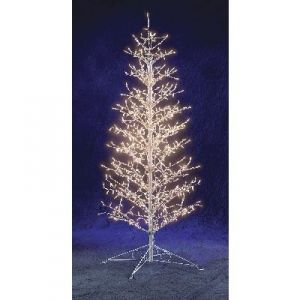 noma 6 ft stick tree with 500 clear lights mills fleet farm