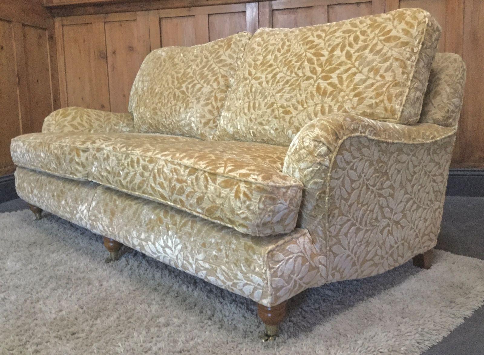 Multiyork Verona Howard Design Sofa On Solid Turned Legs Castors In Home Furniture Diy Sofas Armchairs Suites Ebay