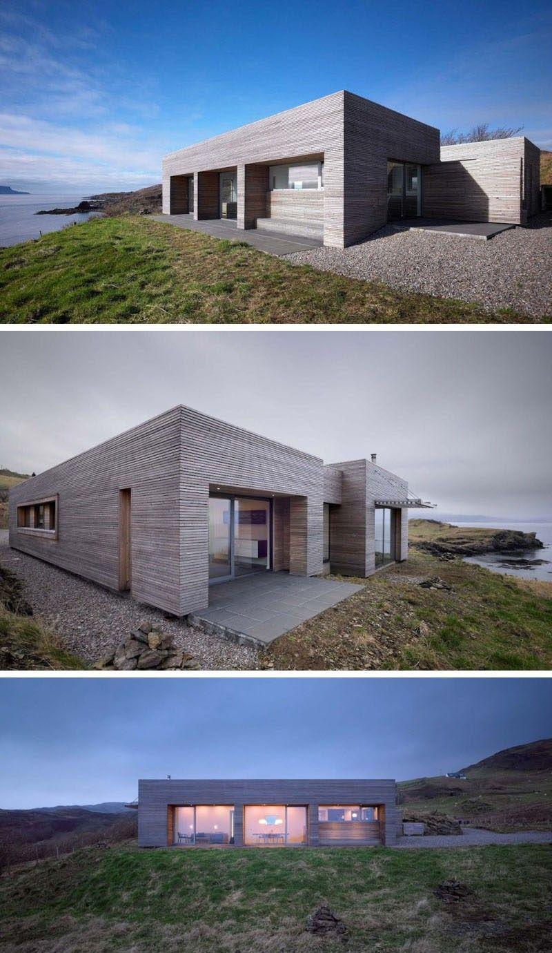 15 einstöckigen moderne Häuser | Diese bescheidenen einstöckigen ...