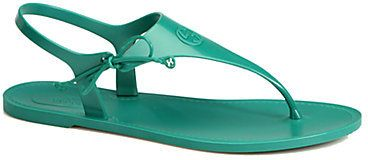 3119429e8b5a Gucci Katina Rubber Thong Sandals on shopstyle.com