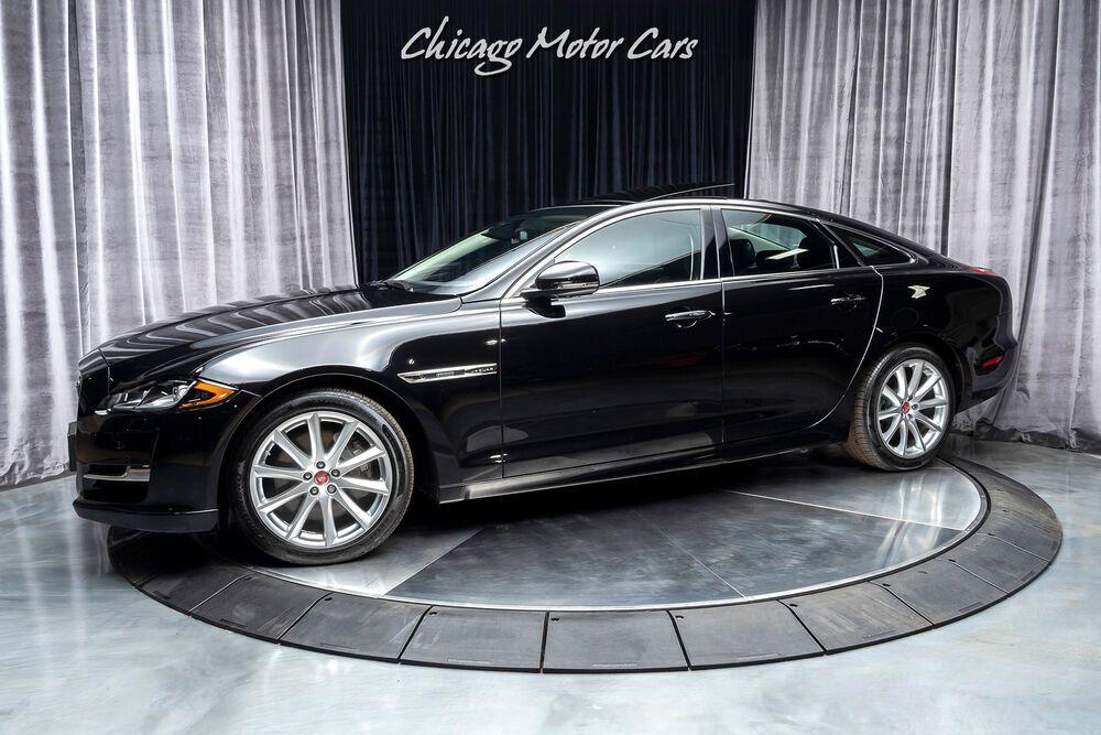 2016 Jaguar Xj Rsport 2016 Jaguar Xj Rsport Ebony Black