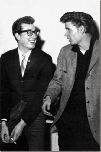buddy-holly-and-don-everly | Buddy Holly | Buddy holly