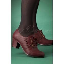 40er Jahre Remmy Oxford Schuhe bei