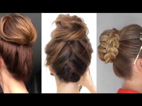 peinados fciles con trenza fiestas youtube