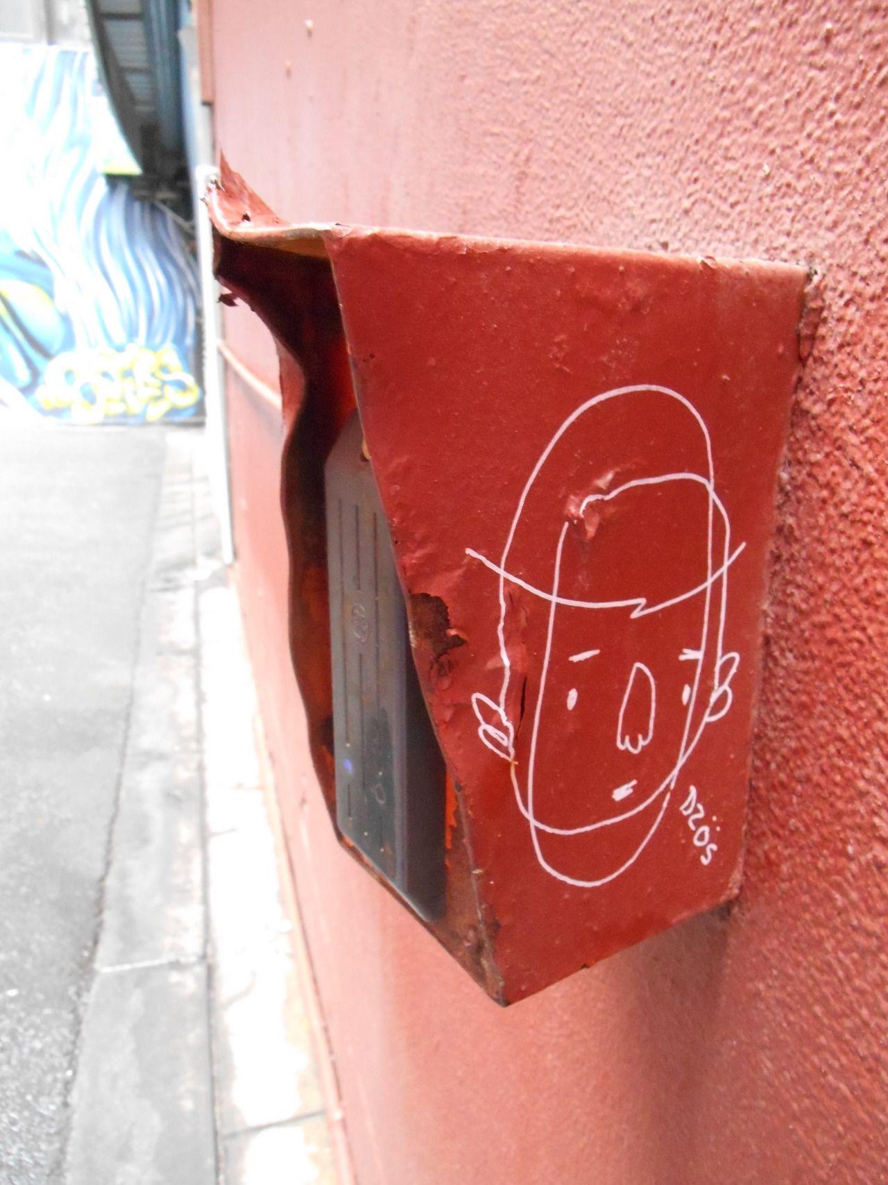 Street art image by David Frakes Jr. on urban Art, Pixel